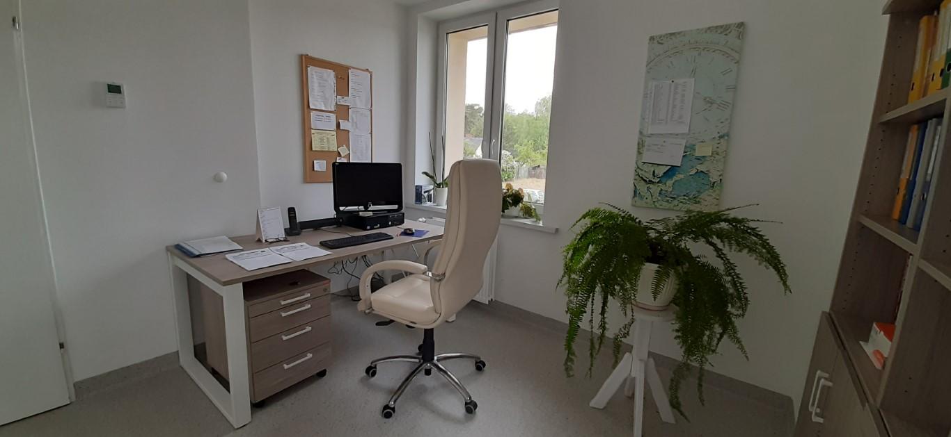 Laboratorium Szpitala w Ciborzu