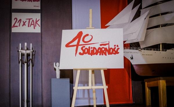 """40-lecie powstania NSZZ """"Solidarność"""""""