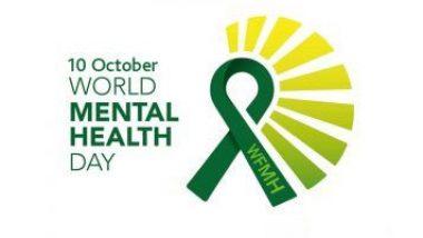 Obchody Światowego Dnia Zdrowia Psychicznego