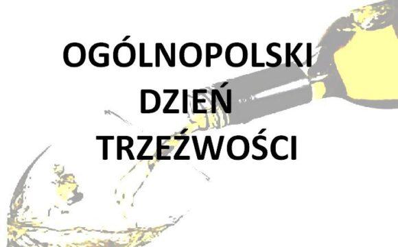 29.03.2021 Ogólnopolski Dzień Trzeźwości